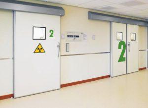 Рентгенозащитные двери 1